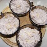 Суров крем с кокос и банани