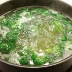 Бланширане (попарване) на зеленчуците