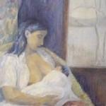 Кърменето в модерното изкуство!