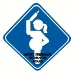 Бременните – нежеланото присъствие в обществото!