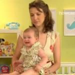 Как да успокоим плачещо бебе