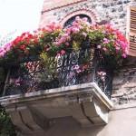 Балкони в цветове