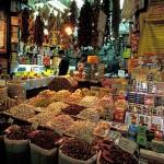 Почивни дни. Истанбул пазарът на подправките