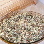 Millet Loaf – основно ястие с просо, леща и спанак!